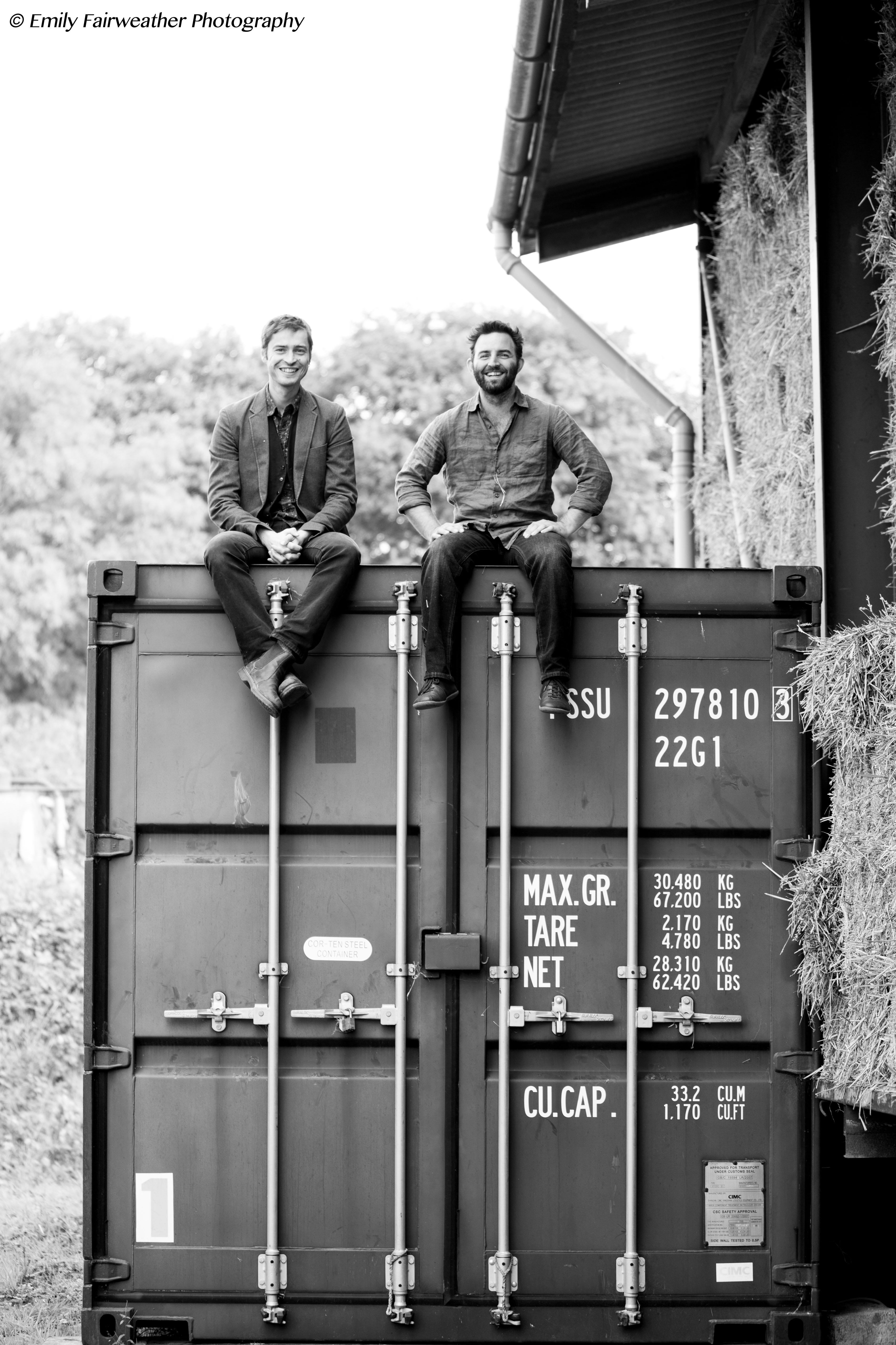 Jimmy & Sid-208cr