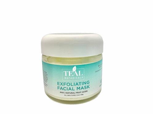 Exfoliating Facial Mask AHA | Fruit Acids