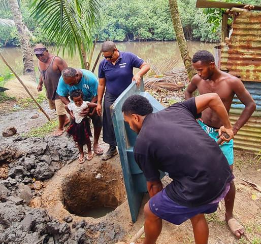 Reducing risk in Fiji