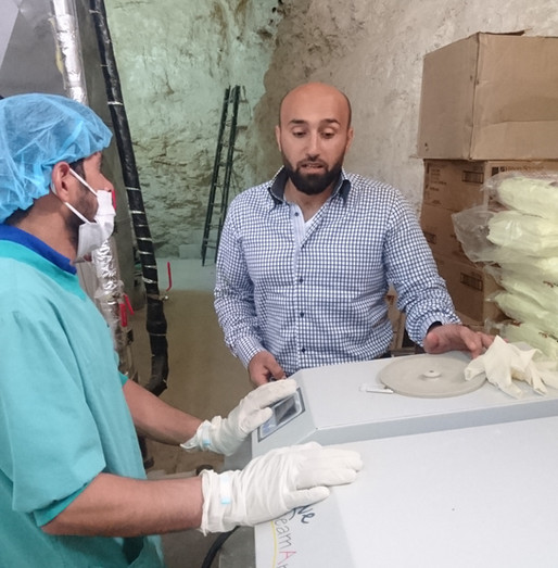 Ready for a healthcare rebuild in Syria
