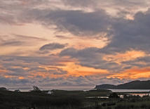 Duirinish sunset