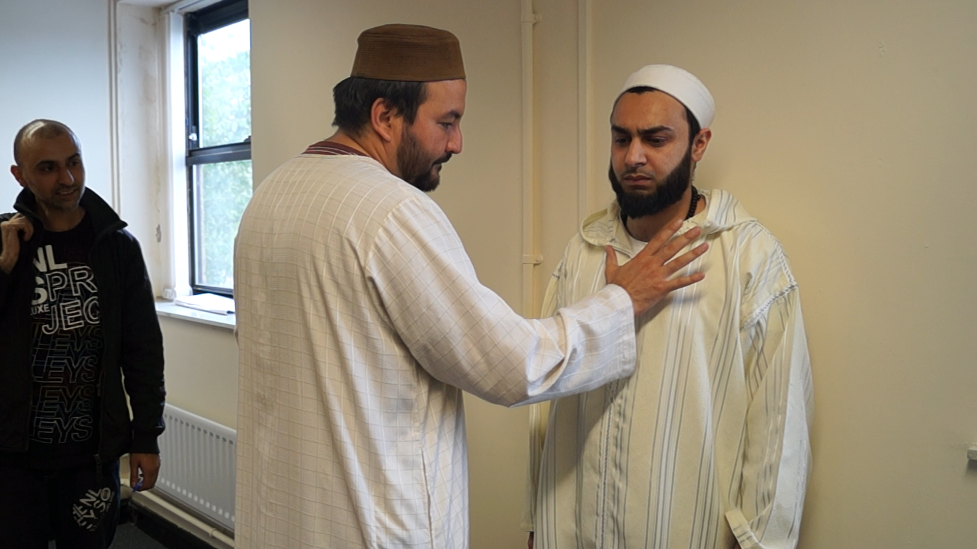 Shaykh Treating