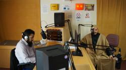 Sh.Atabek on Radio