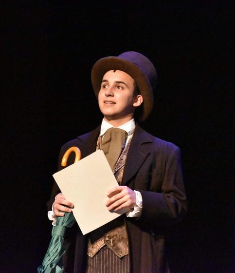 Rudy Sengelmann, Theatre / Voice