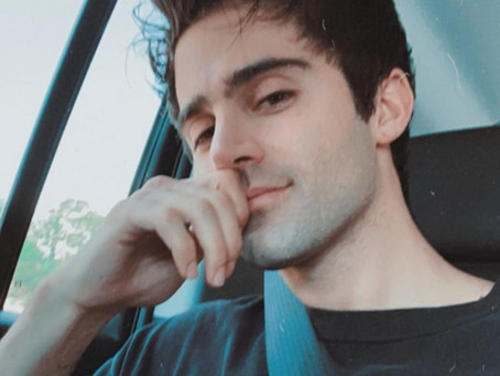 "Max Ehrich Releases Breakup Song ""Afraid"" About Ex Demi Lovato"