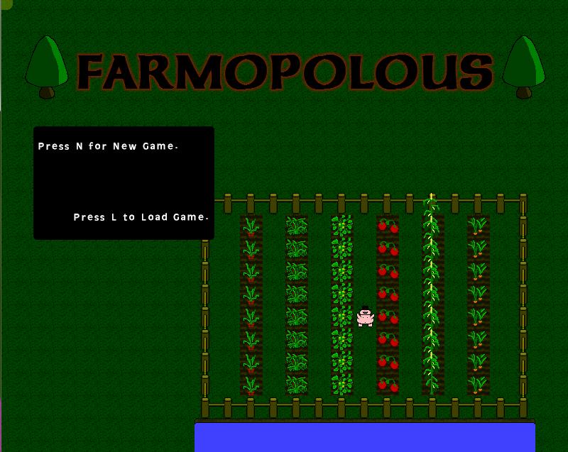Farmopolous - Old Title