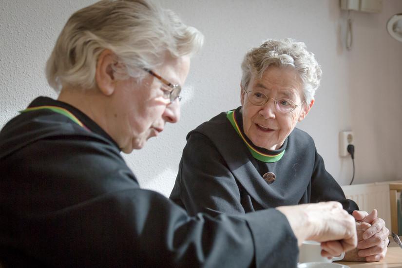 Zusters Augustinessen