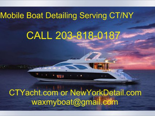 SUMMER ALERT--YOUR BOAT NEEDS WAX----
