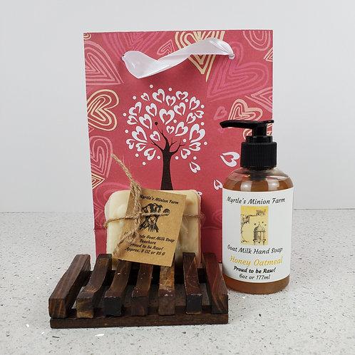 Valentine Bathroom Vanity Bundle