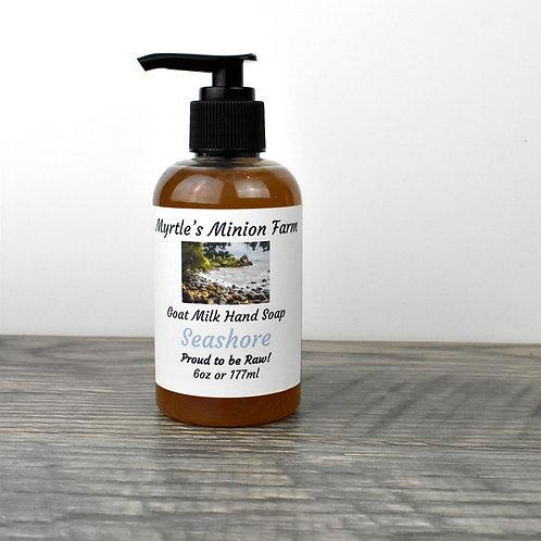 Seashore Liquid Hand Soap  (Regular Pump)