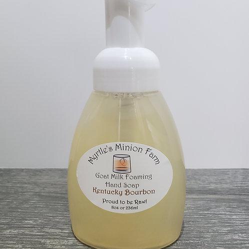 Kentucky Bourbon Liquid Hand Soap  (Foaming Pump)