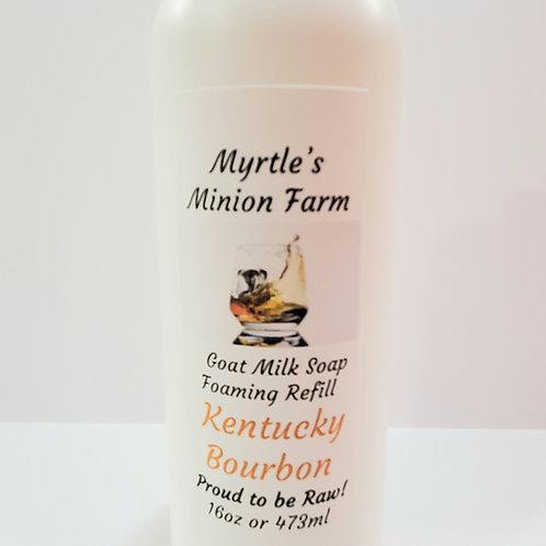Kentucky Bourbon REFILL Liquid Hand Soap (Foaming Pump)