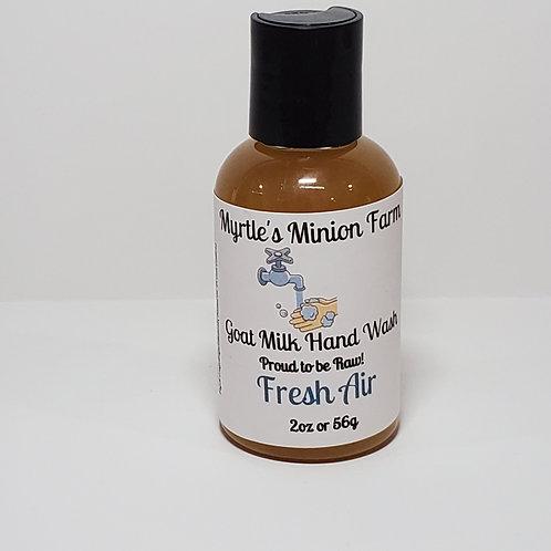 Fresh Air Liquid Hand Soap-Travel Size