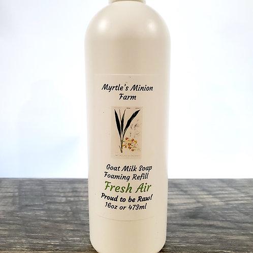 Fresh Air REFILL Liquid Hand Soap  (Foaming Pump)