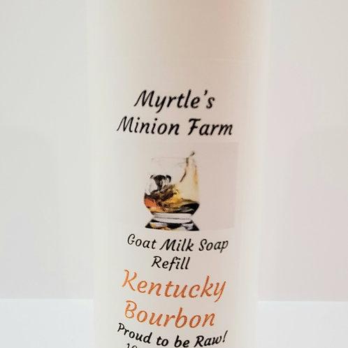 Kentucky Bourbon REFILL Liquid Hand Soap  (Regular Pump)
