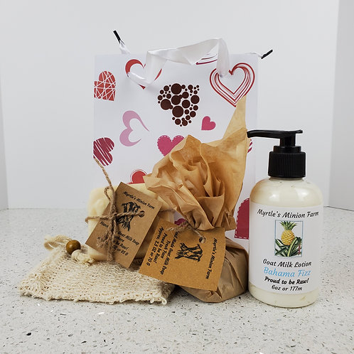 Valentine Deluxe Face and Body Bundle