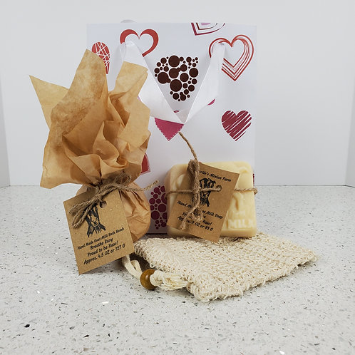 Valentine Relaxing Bath Bundle