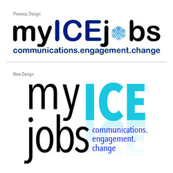 ICE Logo re design