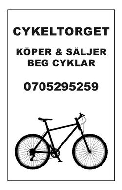 Cykeltorget visitkort