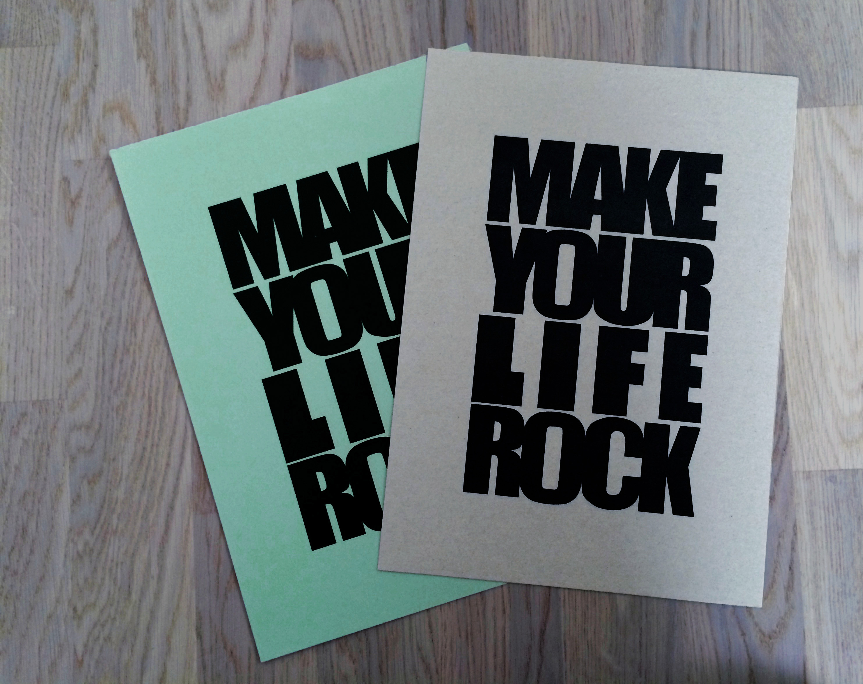 Make your life rock4