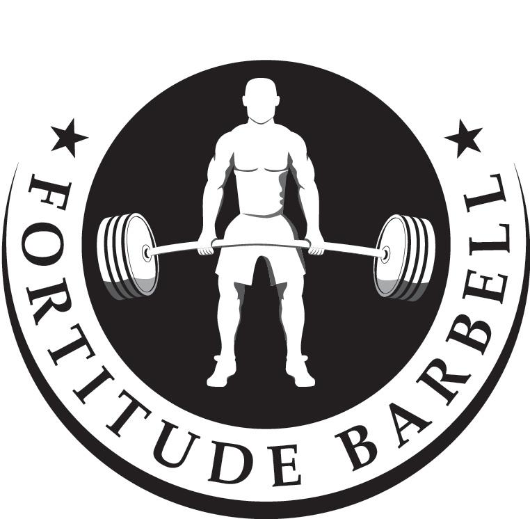 Logo Fortitude Barbell
