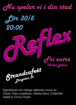 Reflex affish