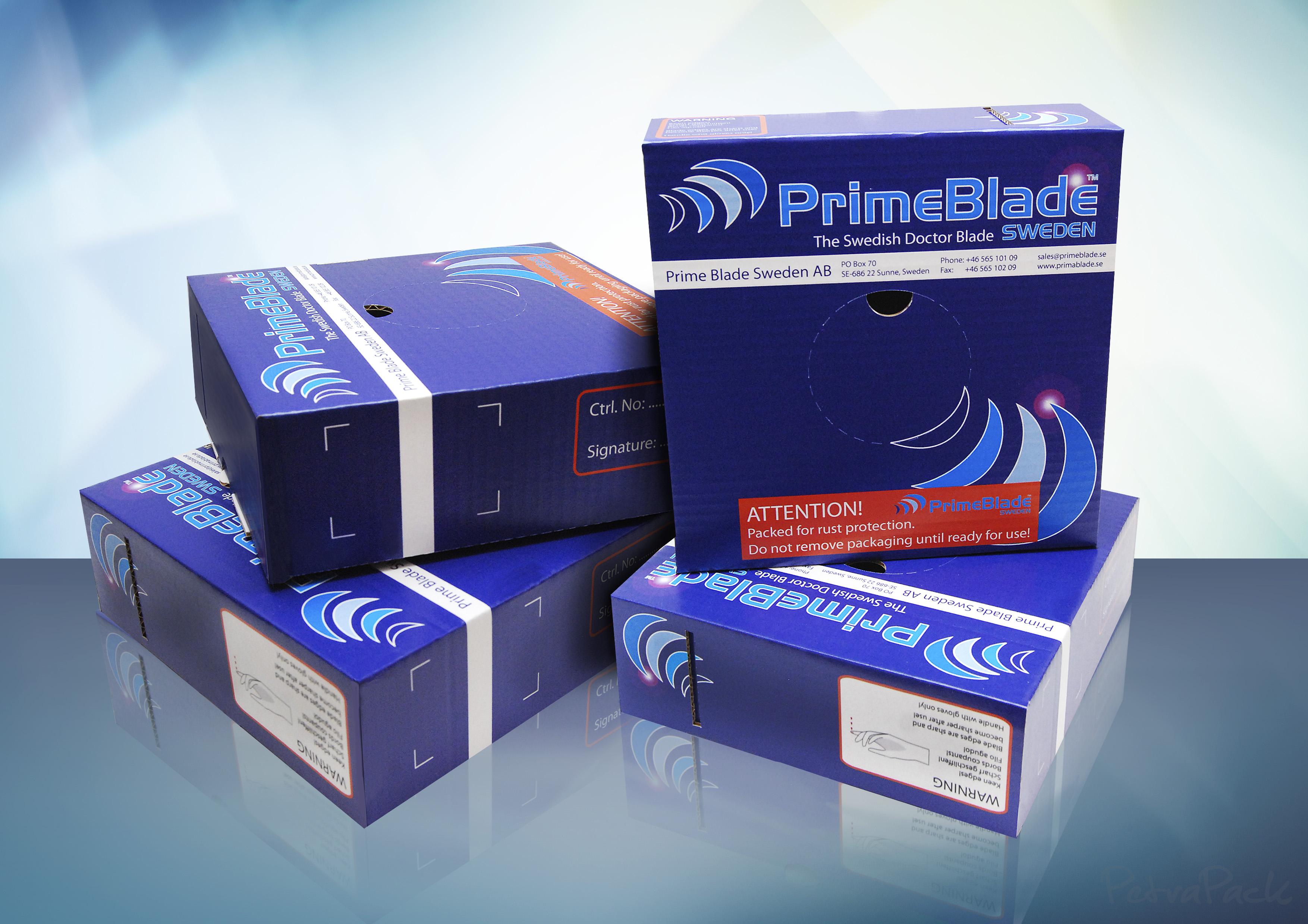 PrimeBlade 2010 campaign
