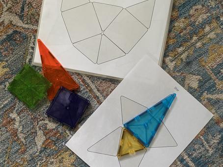 Magnetic Tile Activity