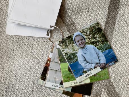 DIY Mini Photo Albums
