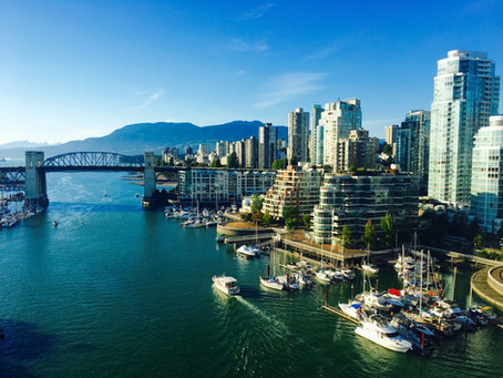 Visiting Vancouver with Kids