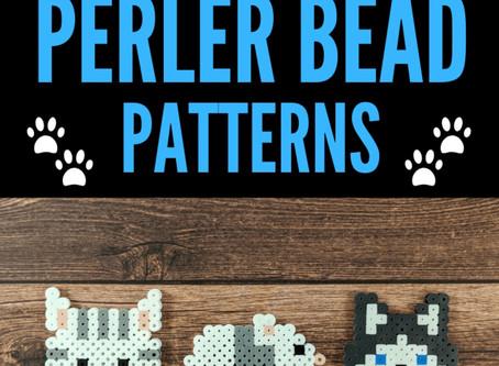 Perler Bead Craft - Animal Patterns