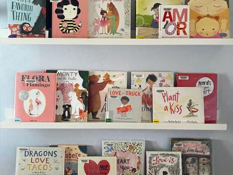 Valentine's Day Book List