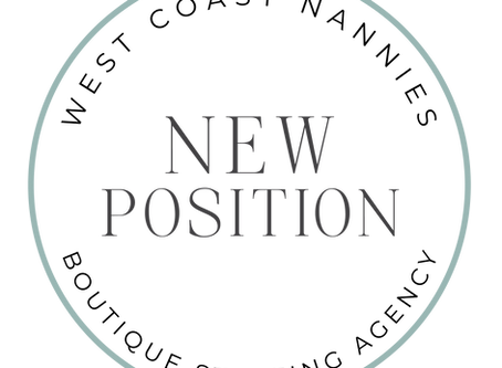 New Position Alert!