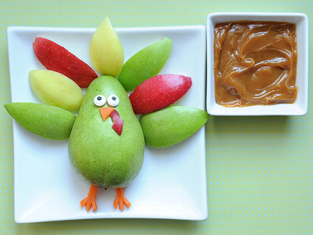 Recipe of the Week: Thanksgiving Snack