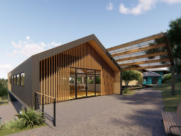 Proposed Concept for School Hall_#skeco