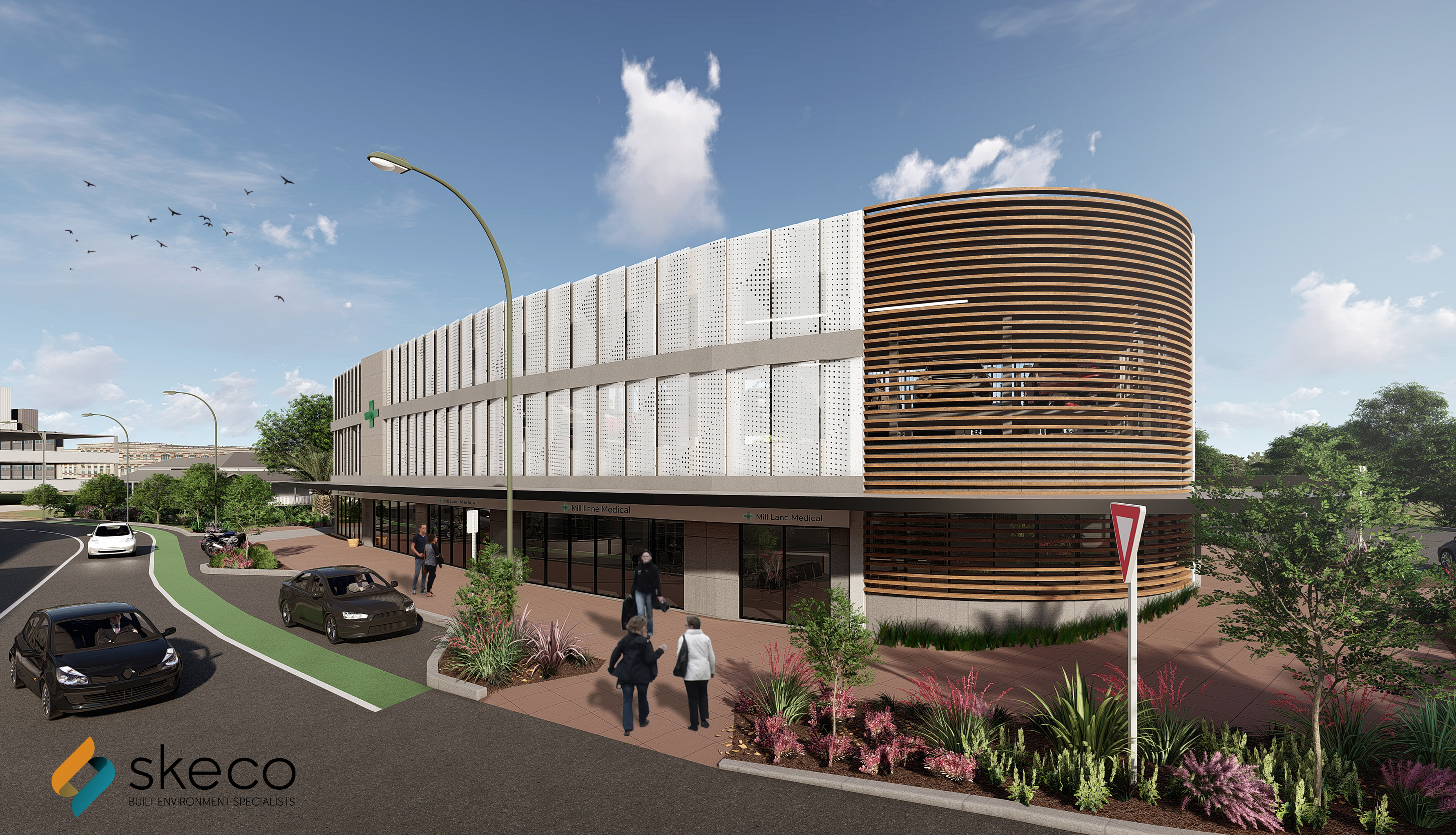 MILL LANE MEDICAL RENDER 3