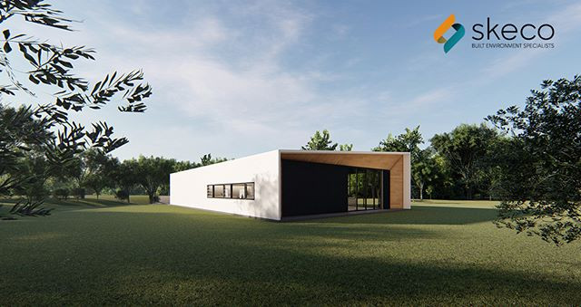 Concept for Work Studio, Granny flat, or
