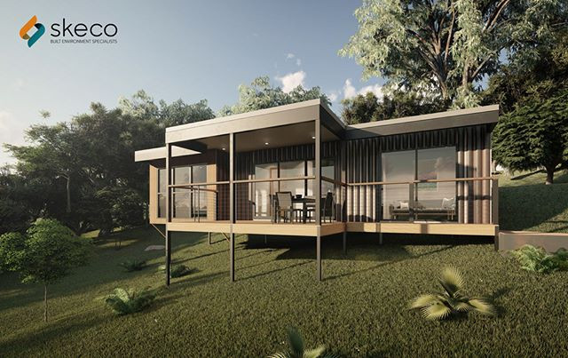 Shipping container home in Dulong, Sunsh