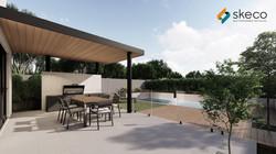 Narrow Lot Home Concept -_Photo - 28