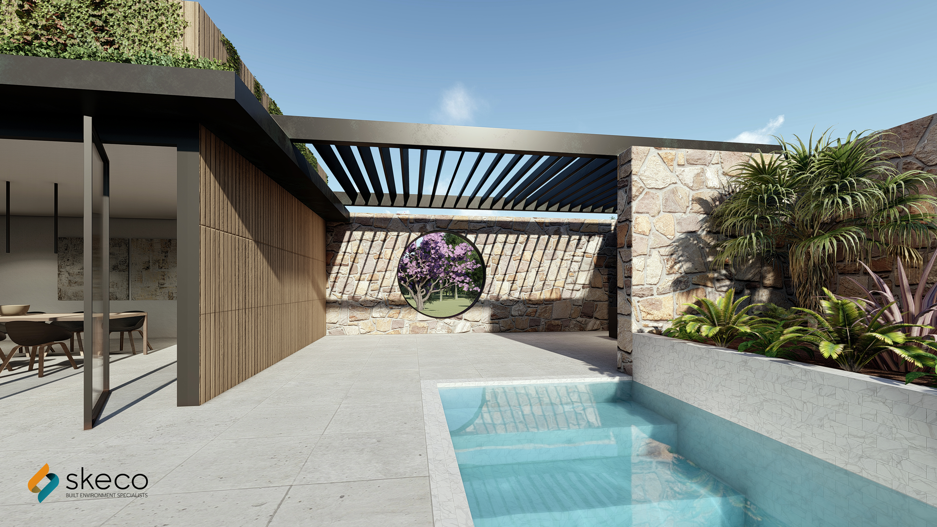 Private Yard House Render_Photo - 45 WEB