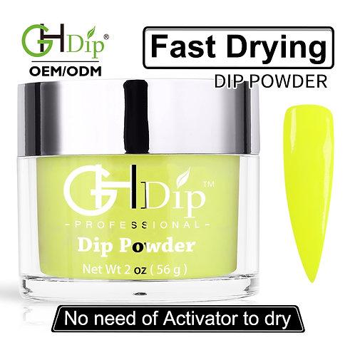 C080 Neon Color Fast Drying Dip Powder