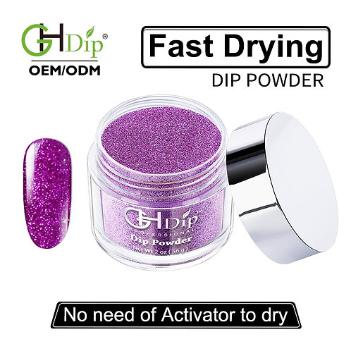 G565 Glitter Nail Dipping Powder Manufacturer Wholesale