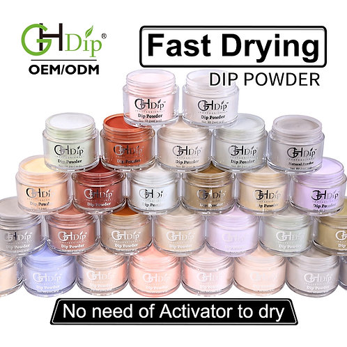 GHNDP-fu26 Nude color Dip Powder Nails System