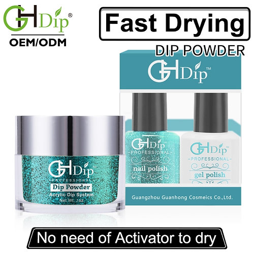 Glitter Nail Dip Powder Perfect match Nail Polish