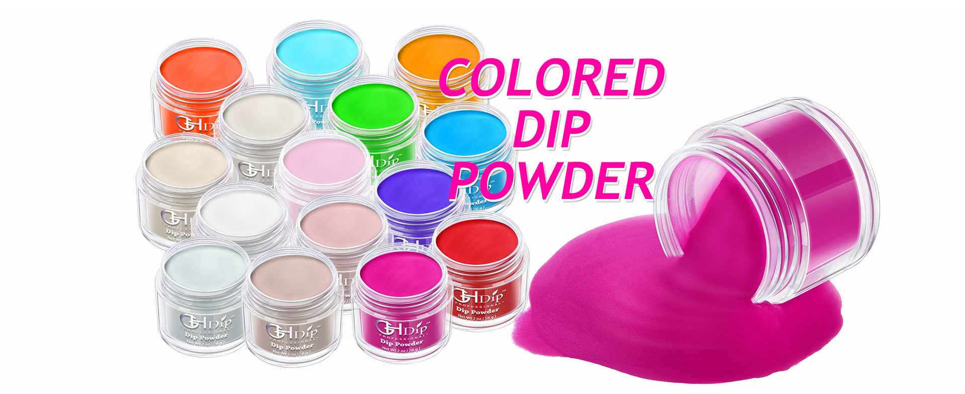 Dip Powder Colors