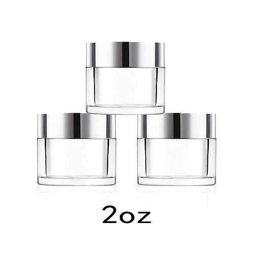 Guanzhou Guanhong 2OZ Acrylic Jar Container for Nail Dip Powder
