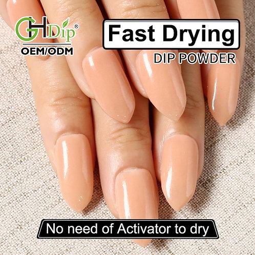 GHDIP-fu22 Nude Color Nail Dipping Powder