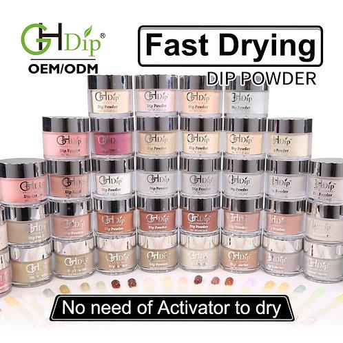 GHNDP-fu39 Nude color Dip Powder Nails System