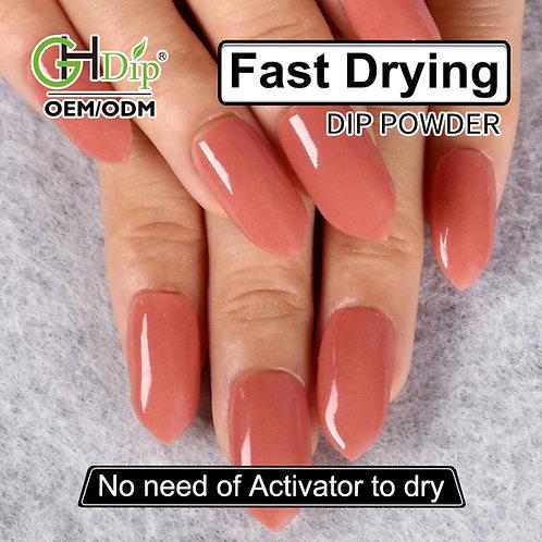 GHNDP-fu13 Nude color Dip Powder Nails System