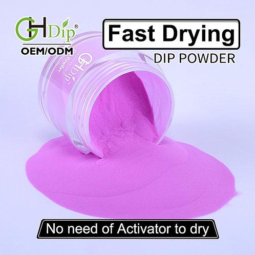 C104 Fast Drying Nail Dipping Powder Colors